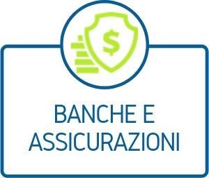 Scopri la categoria Banche e Assicurazioni